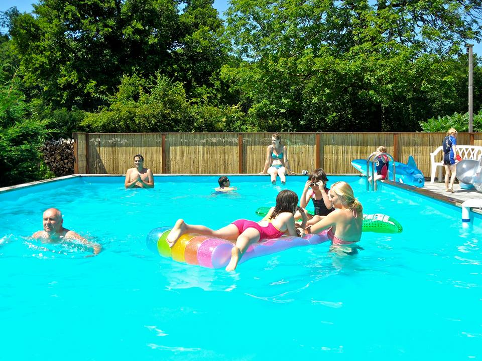 Vakantiepark, Holidaypark, Parc de Vacances, Holidaypark Le Champ Radis